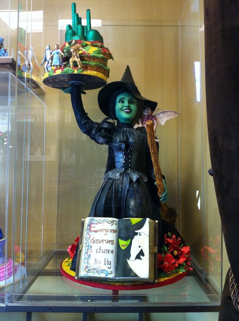 Wicked cake. Wow!