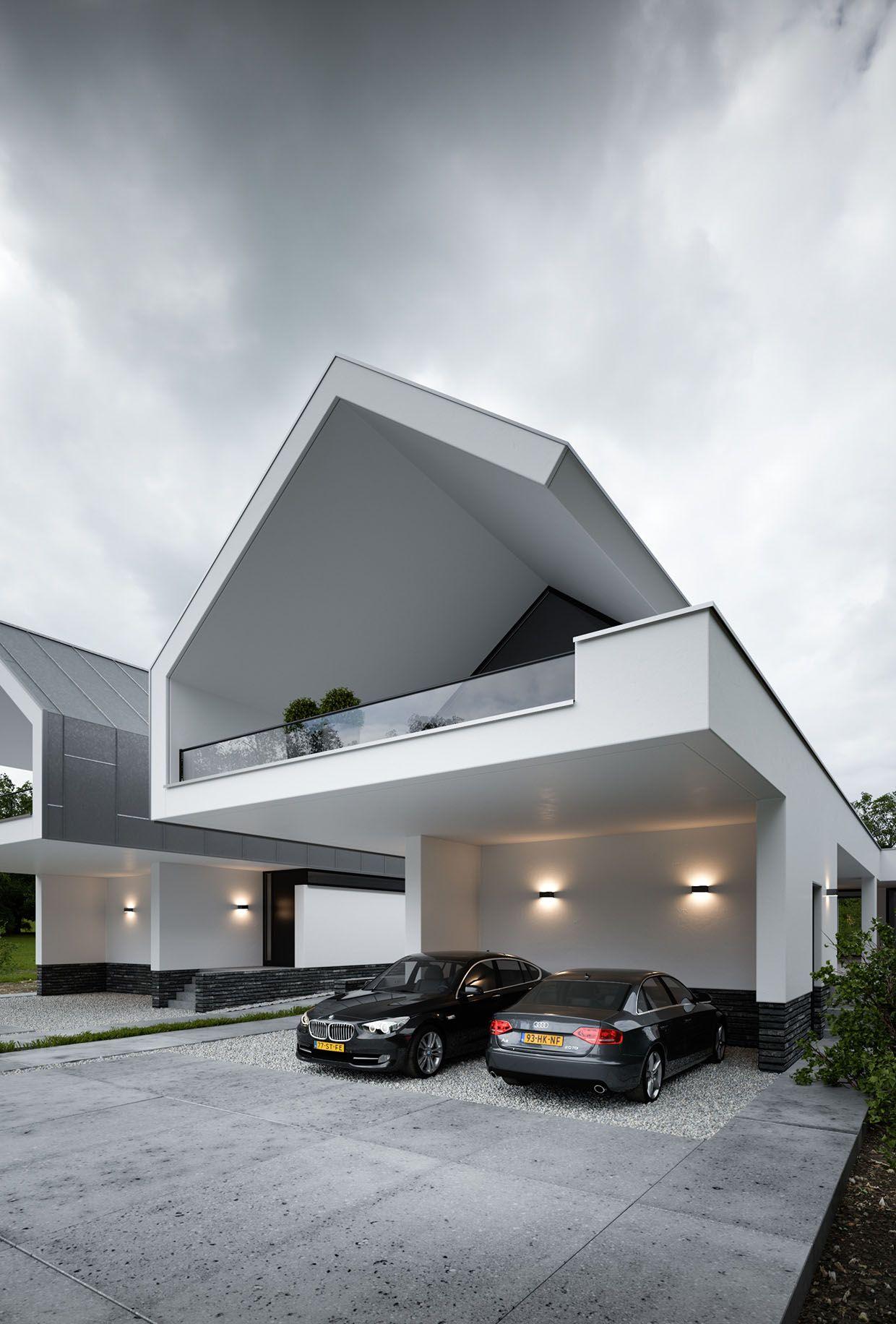 Zwolle architettura architettura moderna architettura for Architettura moderna case