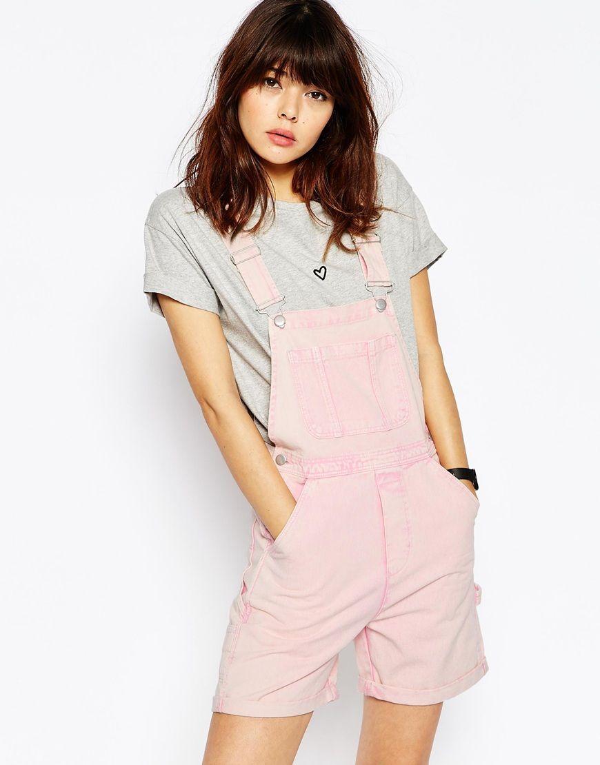 b9c5ba3dfe2f Pink overalls!