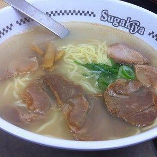 スガキヤ 肉入りラーメン Foods Drinks ラーメン と 肉