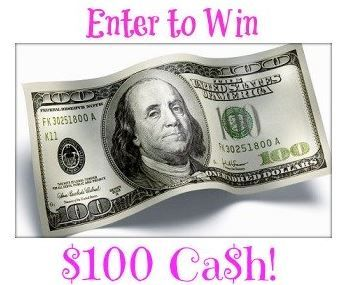 {Giveaway} $100 Cash from Ebates + Extra Cash Back for Spring!