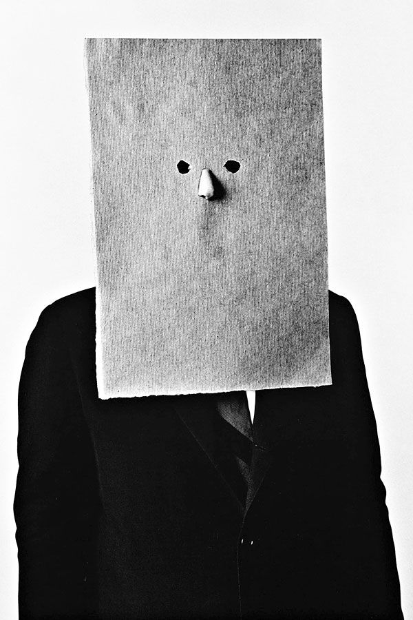 The best paper bag masks happened 50 years ago hint fashion magazine