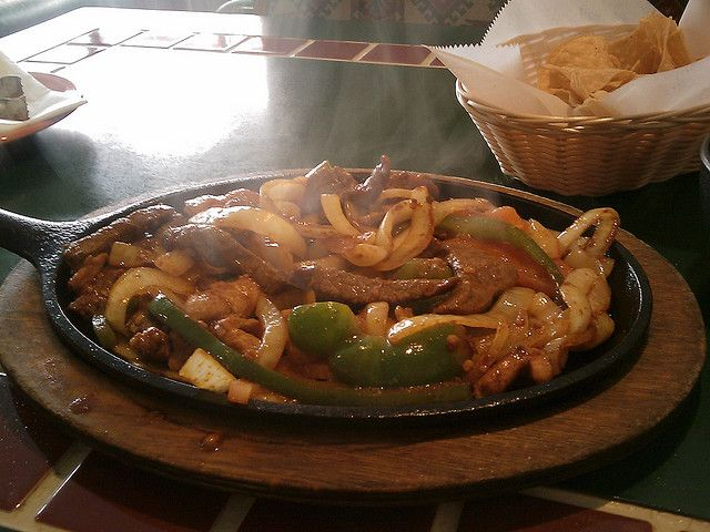 Authentic Fajitas Recipe #steakfajitarecipe