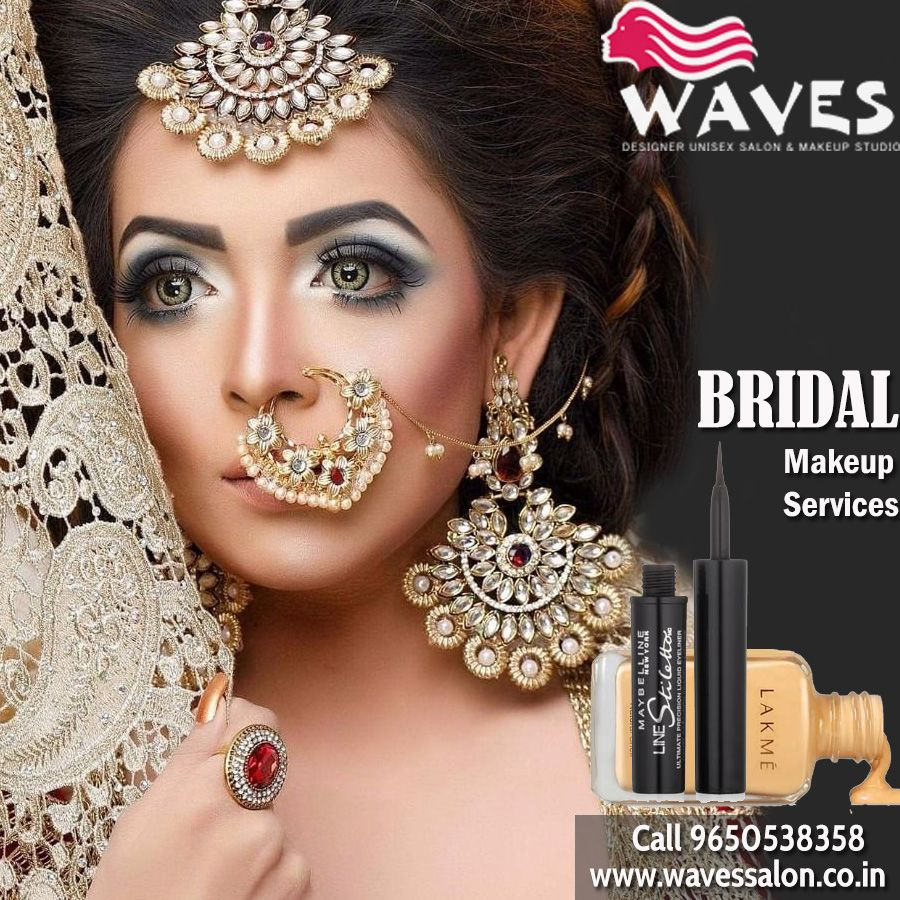 Best Bridal Makeup Packages In Noida Gives You Fabulous Look On Wedding Day