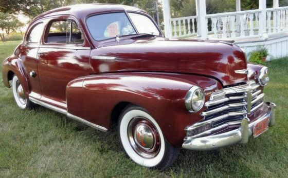 Photo of 1948 Chevrolet Stylemaster Business Coupe | Cars