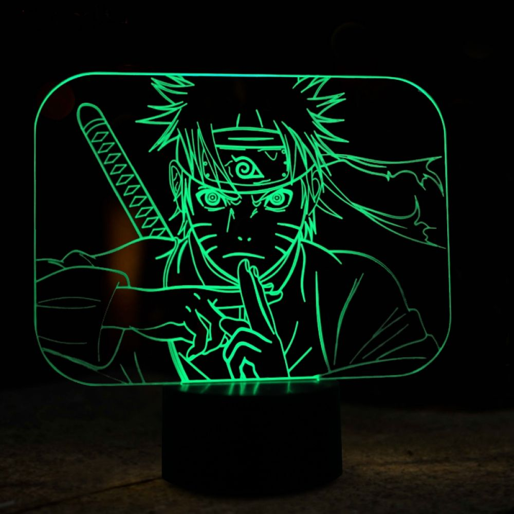 Naruto Table Lamp Price 44 90 Free Shipping Anime In 2020 Naruto Table Lamp Lamp