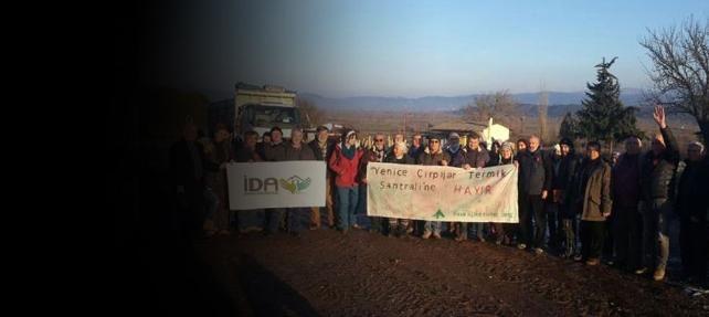 Kaz Dağları'na yapılmak istenen Yenice Çırpılar Termik Santralı Projesi'nin, Çevresel Etki Değerlendirme (ÇED) raporu, 11 Ocak'ta yapılacak İnceleme Değerlendirme Komisyonu (İDK) toplantısında karara bağlanacak.