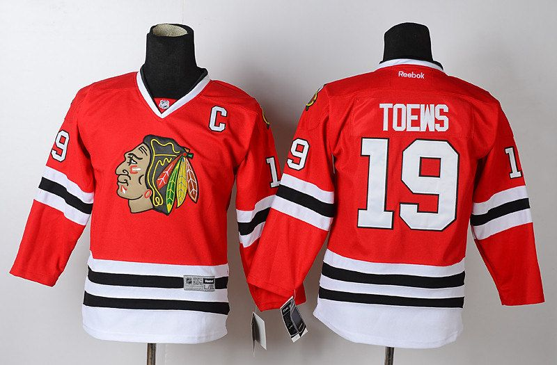 9bbba7a46 Chicago Blackhawks Jonathan Toews  19 Reebok Premier Replica NHL Jersey  Styles