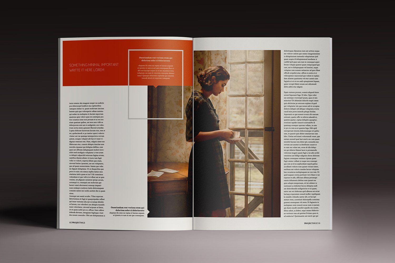 Goliat Magazine in 2020 Indesign, Magazine design