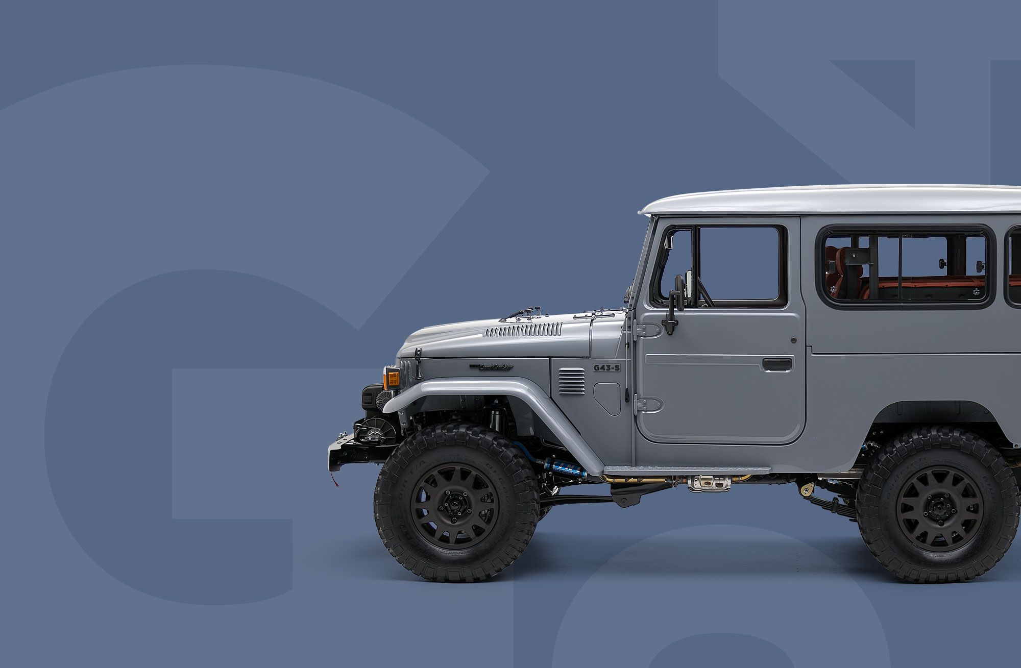 Land Cruiser Restoration >> Toyota Fj40 For Sale The Fj Company Land Cruiser