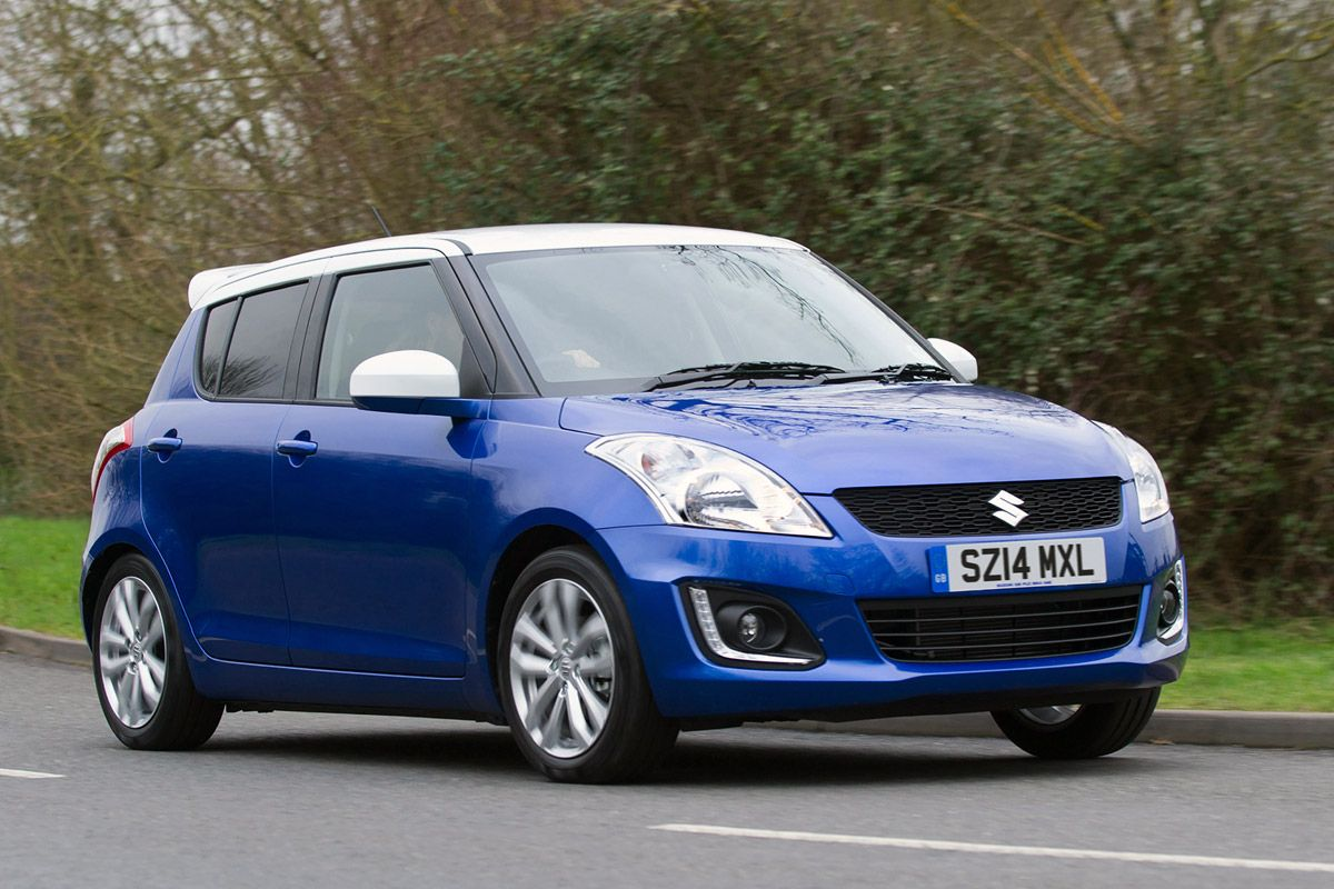 Suzuki swift sport sz r pictures auto express - Limited Run Suzuki Swift Sz L Returns Offering Exclusive Paint Colours And Extra
