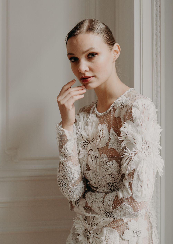 THE PARISIAN CAMPAIGN  Designer Wedding Dresses  Wedding