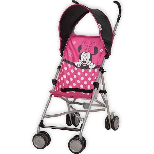 Disney Baby Umbrella Stroller- Fly Away Minnie, Purple ...