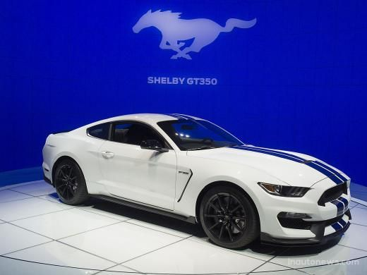 #Ford Mustang Shelby GT350
