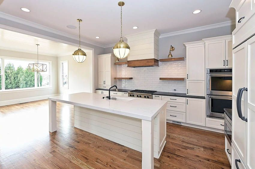 Best Shiplap Kitchens Design Ideas With Images Shiplap 400 x 300