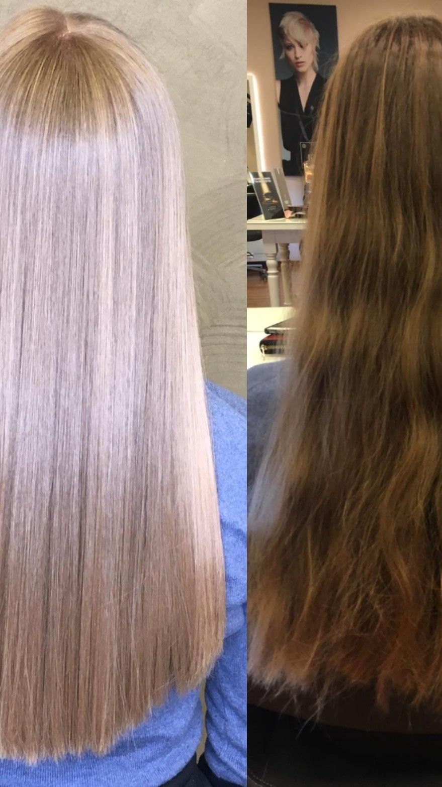 Dauerhafte Strukturglattung Fur Bis Zu 6 Monate Glatte Haare Ohne Glatteisen Eine Umfangreiche Anleitung Von Iris Kalz Wellness