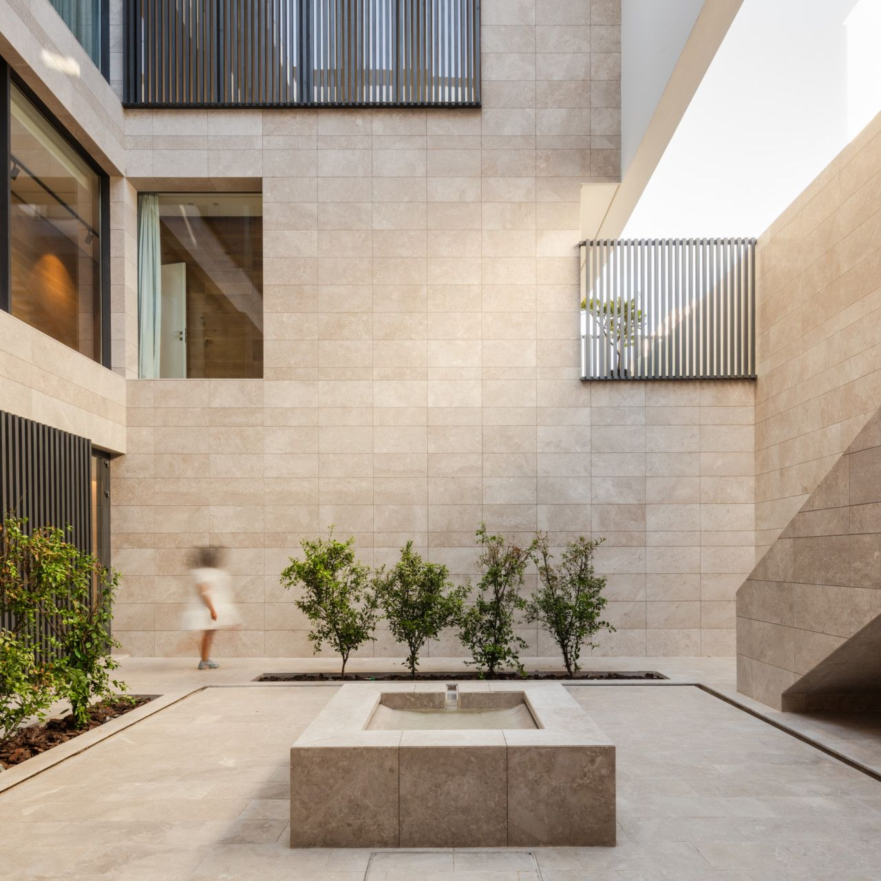 An Introverted House for Two Brothers in the Suburbs of ...