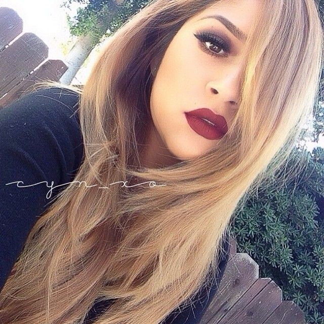 Love the lip color | Fabulous yes | Makeup obsession, Love ...