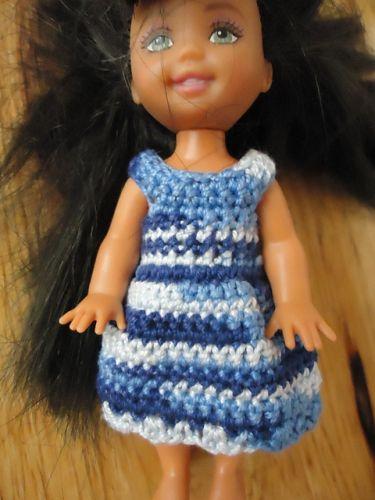Kelly Doll Pjs Crochet Pattern Crochet Barbie Doll Clothes