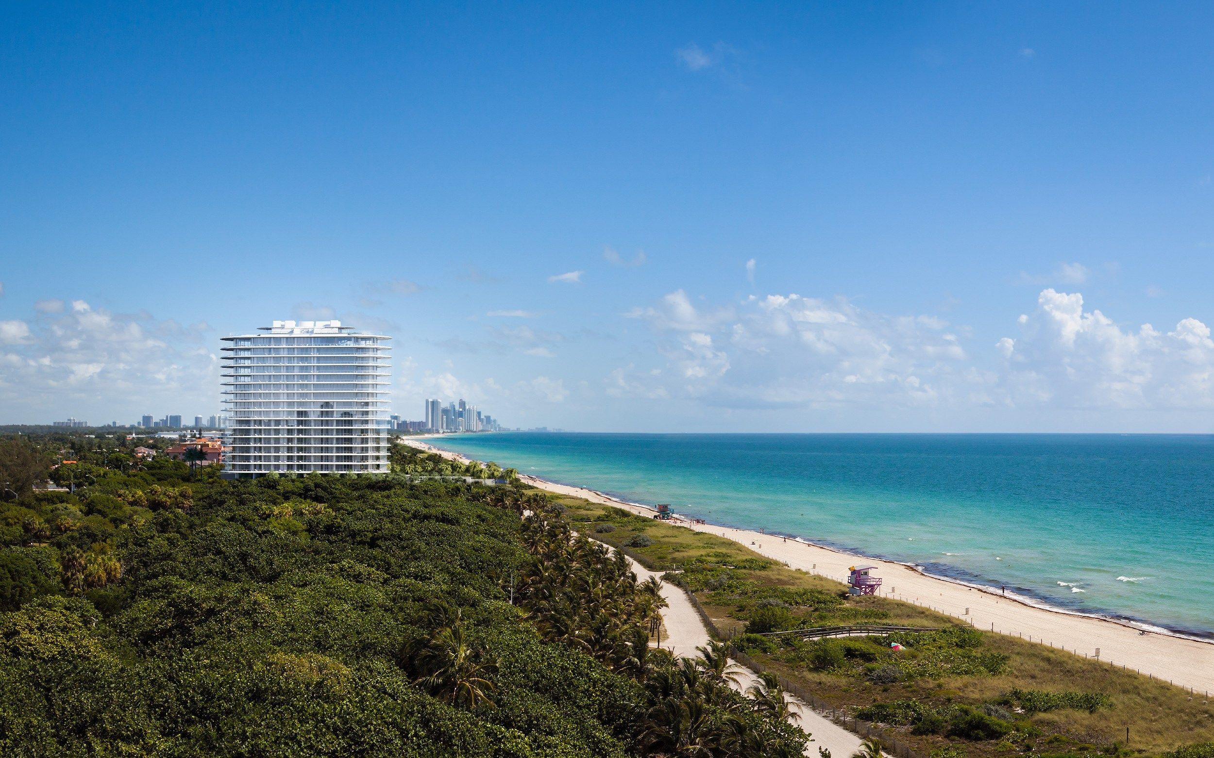 Eighty Seven Park Condominium, Miami, Florida, United States - Renzo Piano