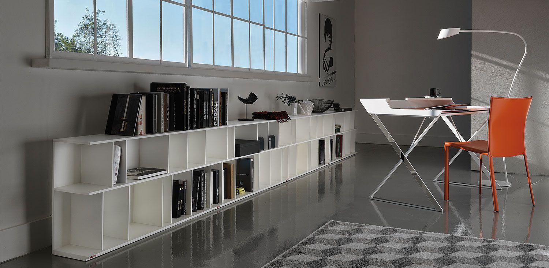 Cattelan Italia Wally Bookcase By Philip Jackson Mobel Bestellen