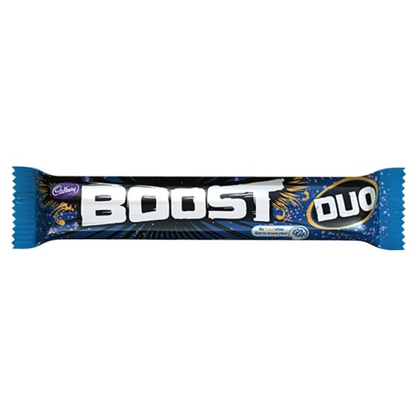 Candy Bars British Cadburys Boost Duo Chocolate Bars