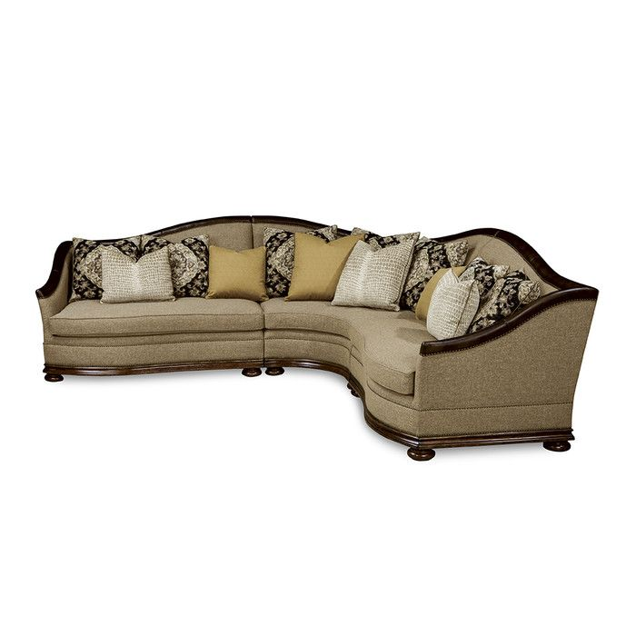 Best Astoria Grand Sectional Reviews Wayfair Sectional 400 x 300