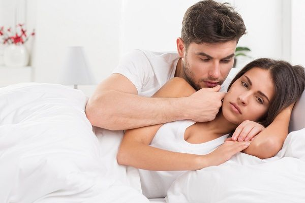 Stopping sex in a relationship