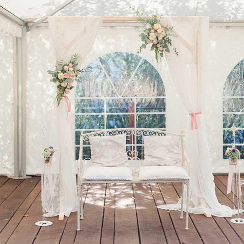 Trauung Im Freien, Outdoor Hochzeit, Klosterpforte