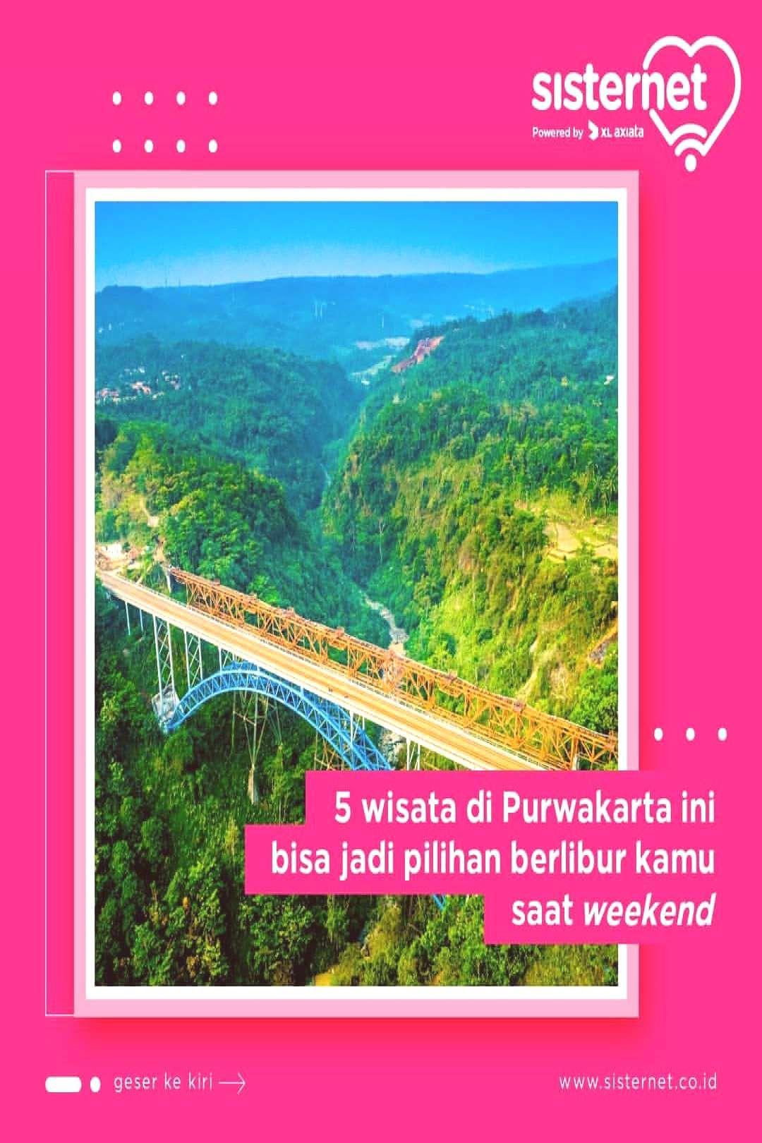 Sisters, Purwakarta adalah salah satu wilayah yang didominasi ole