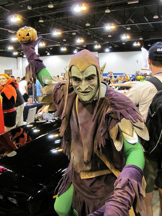 Green Goblin - Cosplay and Costumes & Green Goblin or Hobgoblin? | Fancy dress ideas | Pinterest | Green ...