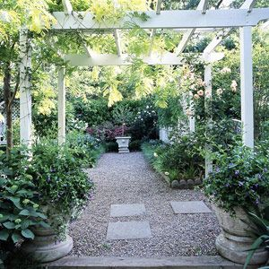 Photo of Garden Path Ideas: Mixed-Material Walkways