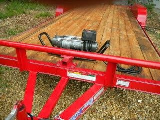 Astounding Wiring A Winch On A Trailer Basic Electronics Wiring Diagram Wiring Database Obenzyuccorg