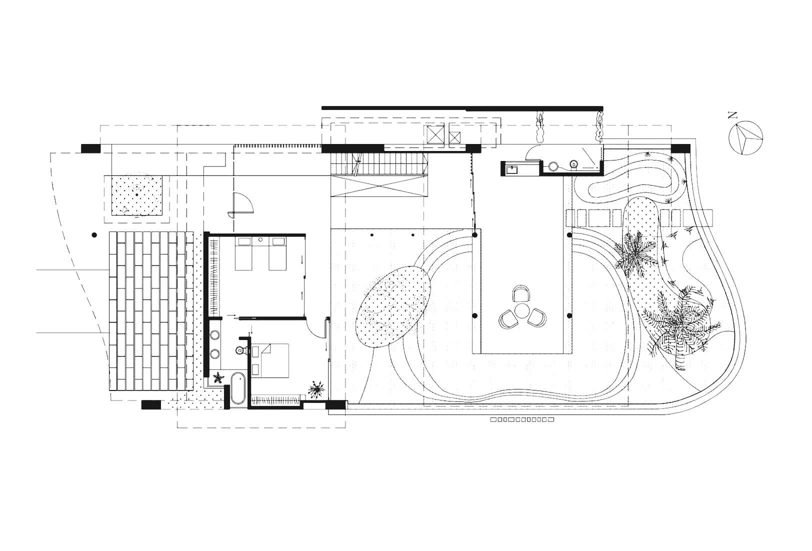 best pool house plans with bathroom for modern home homelk pools ...
