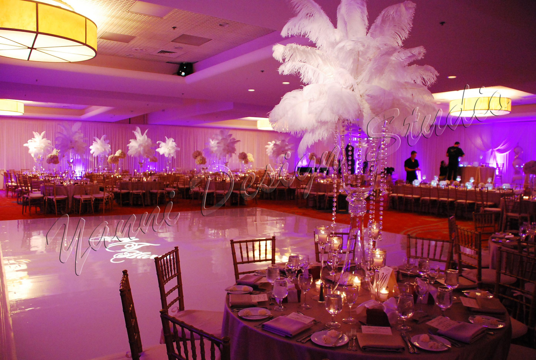 Wedding Flowers and Decorations | $$ Las Vegas Prom Theme ...