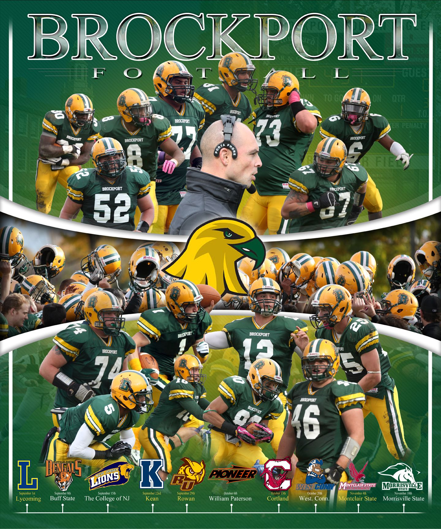Brockport University Football