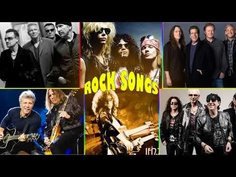 21 U2 Scorpions Guns N 39 Roses Bon Jovi Led Zeppelin