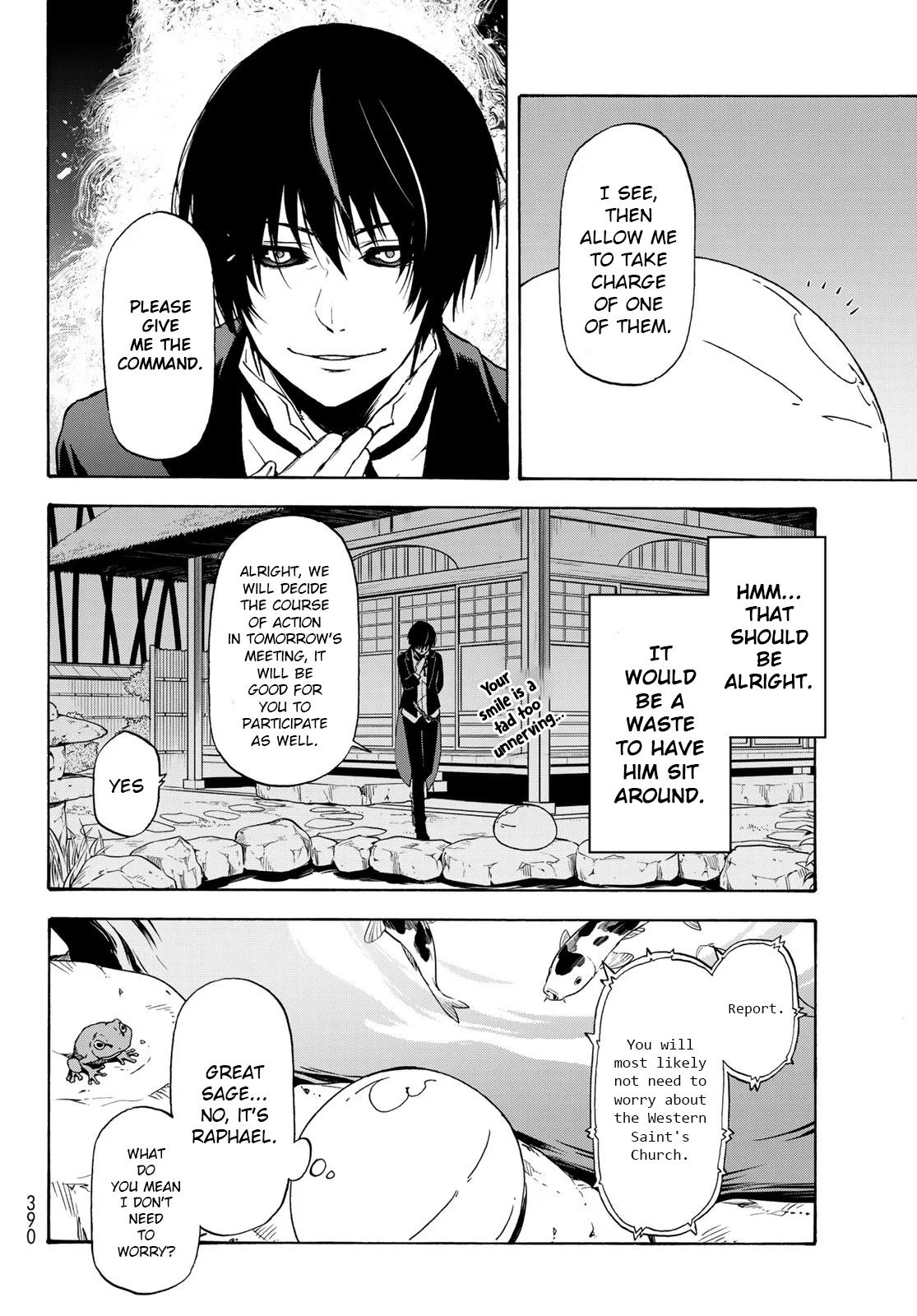 Komik Tensei Shitara Slime Datta Ken : komik, tensei, shitara, slime, datta, Rimuro