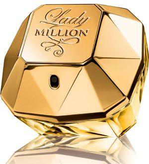 Lady Million Paco Rabanne perfume - a fragrância Feminino 2010