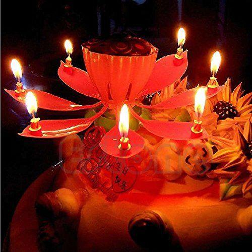 Party Gift Rotating Sparkler Cake Topper Birthday Candle Signature888 Home Garden Amazon Dp B00YA4L736 Refcm Sw R Pi M5l5vb0FG4B9V
