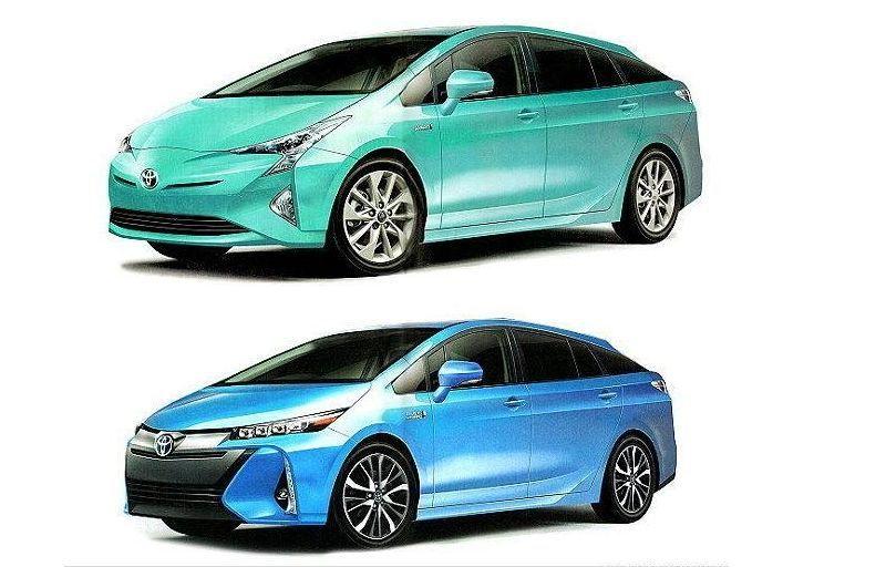 Toyota Prius 2016 New Toyota Prius 2016 2016 Toyota Prius Redesign