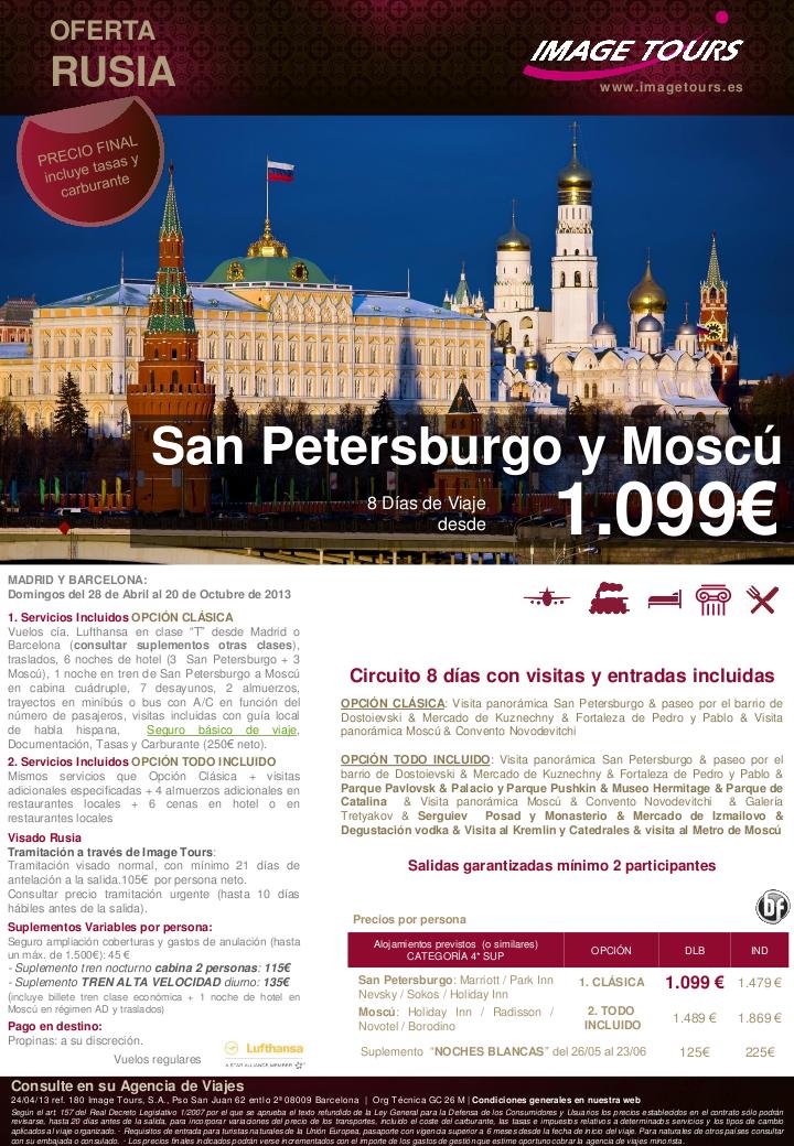 RUSIA - San Petersburgo y Moscú clasico o al completo, domingos hasta Octubre desde 1.099€ pr. final - http://zocotours.com/rusia-san-petersburgo-y-moscu-clasico-o-al-completo-domingos-hasta-octubre-desde-1-099e-pr-final-7/