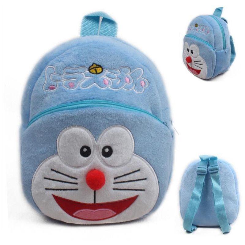 New Kids Backpack Plush Cute Cartoon Bag For Kid Boy Girl Gift Unique