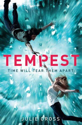TEMPEST by Julie Cross | Sci-Fi Thriller (YA)