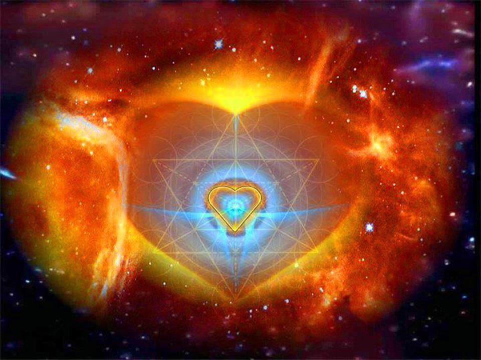 Open your heart to receive abundance | Spiritual awakening ...