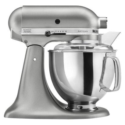 Kitchen Kitchenaid 5 Qt Stand Mixer Contour Silver 350 Http