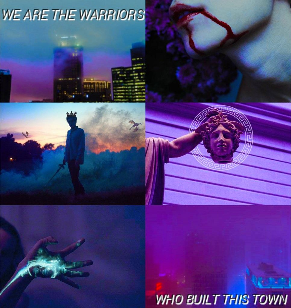 Lyrics To Warriors By Imagine Dragons