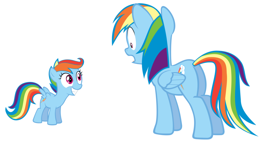 Scootaloo As Rainbow S Twin Little Poney Poney Photos You should always try to minimize tears to a butterfly's wing when catching them. pinterest