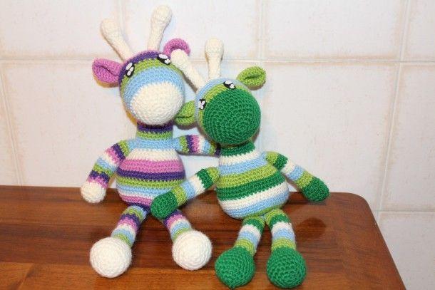 Amigurumi Uncinetto Schemi Gratis : Giraffa schema gratis uncinetto crochet amigurumi pupazzi