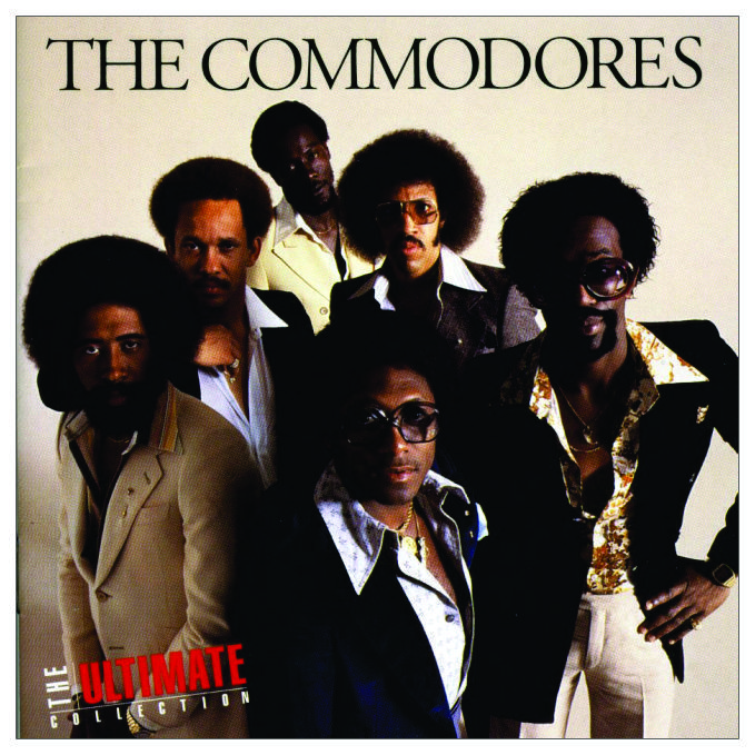 The Commodores Soul Music Lionel Richie Black Music